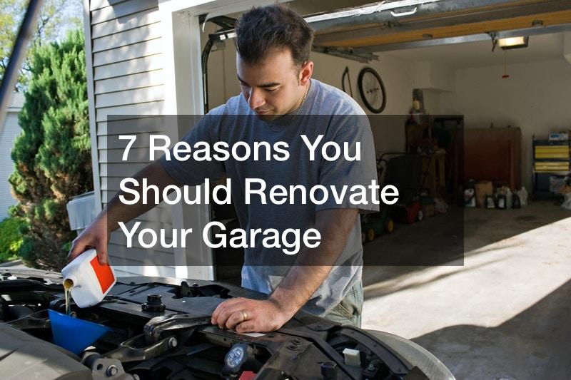Small Garage Renovation
