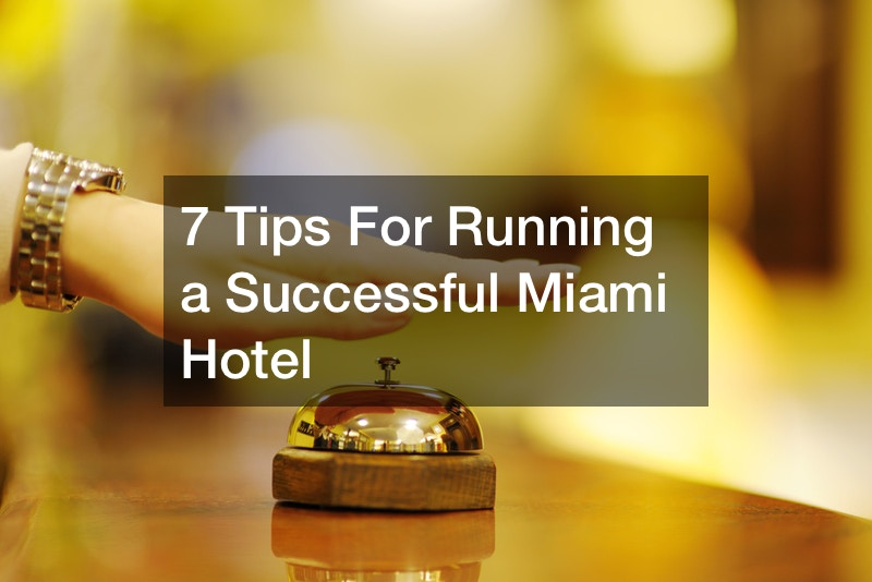 how to run a boutique hotel
